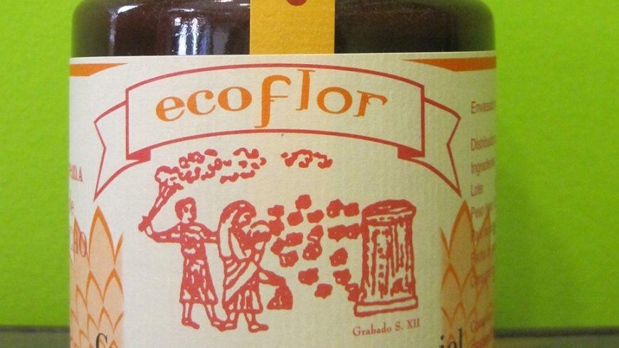 Crema de Cacao Ecológico con Miel de Brezo Ecológica