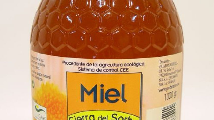 Miel de Lavanda Ecológica – Guadanatur Ecológica
