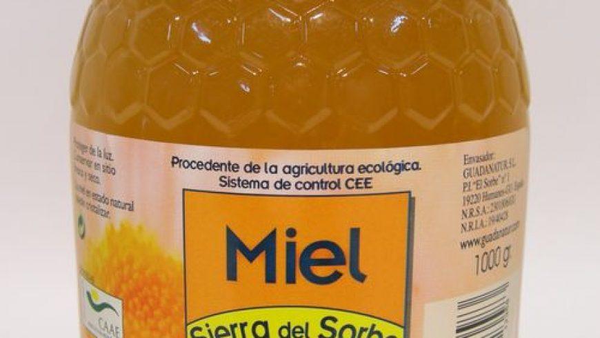 Miel de Romero Ecológica – Guadanatur Ecológica
