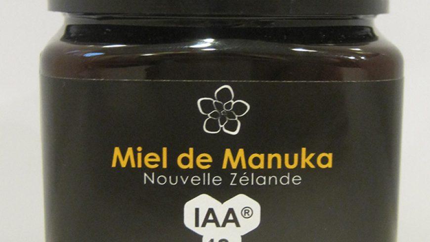 Miel de Manuka – Nueva Zelanda