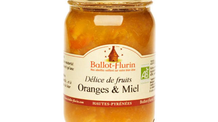 Naranjas y Miel