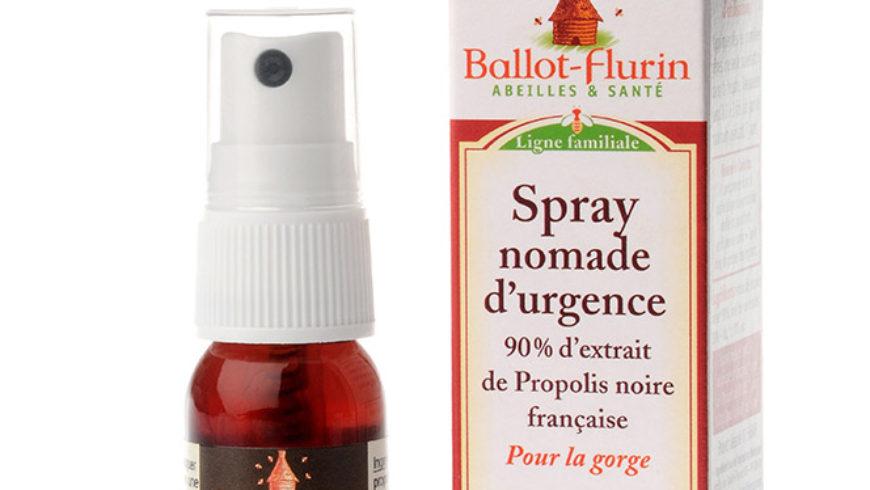 Spray nómada de urgencia